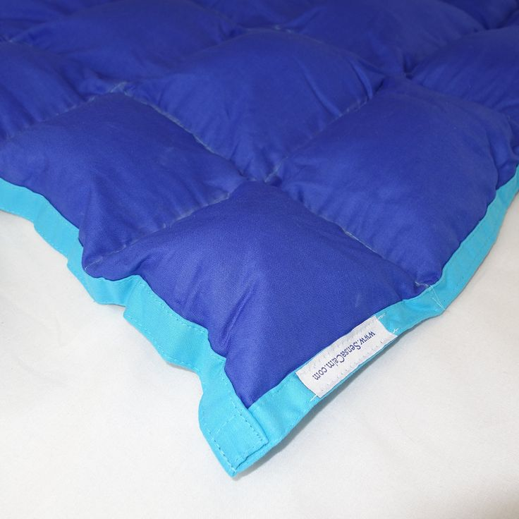 weighted blanket for PTSD and anxiety