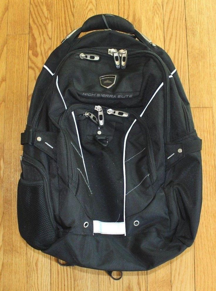 High Sierra Business Elite Backpack