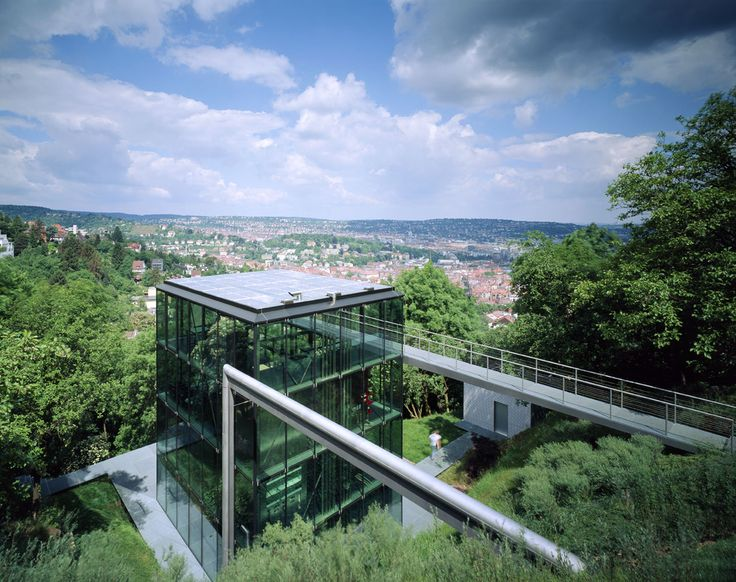German Based Architecture Firm Werner Sobek Has Designed A Modern Glass  House With Zero Emission And Self Sufficient In Terms Of Heating Energy  Requirement.
