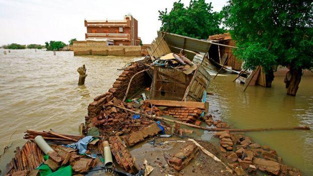 فيضانات السودان ما أسبابها وهل لسد النهضة والسد العالي دور في شدتها وفي مجابهتها In 2020 Flood Canal Structures