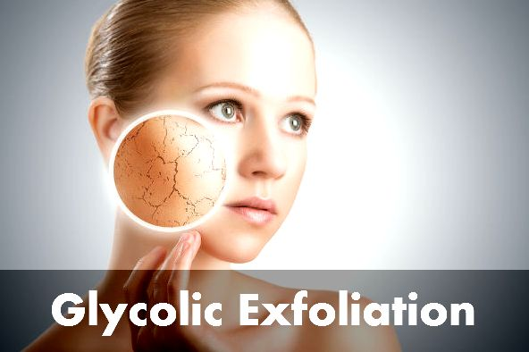 Benefits of glycolic acid and skin care