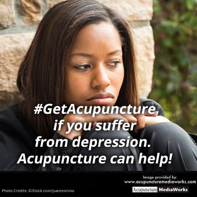 Acupuncture treats major depression in women as confirmed by University of Arizona researchers. Complete Oriental Medical Care offers acupuncture for depression. Located in Edina, MN.