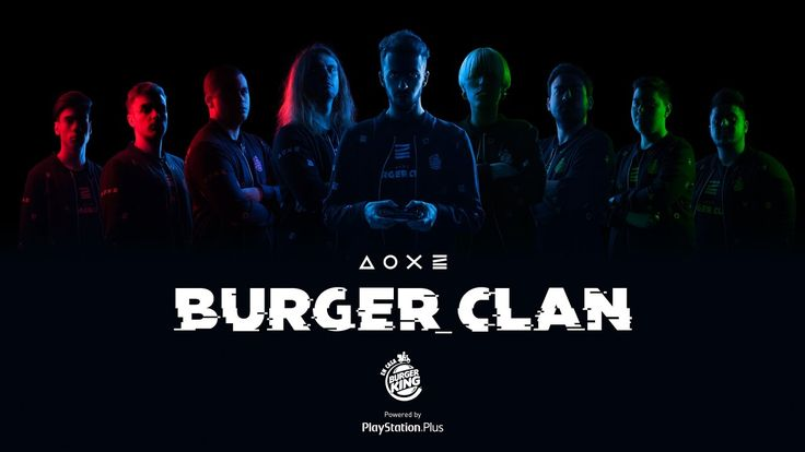 Burger Clan - Silver Direct