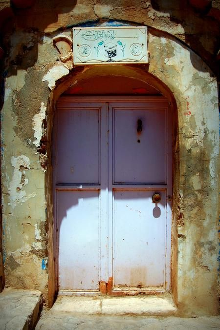 Mardin Door Photo by feray umut — National Geographic Your Shot