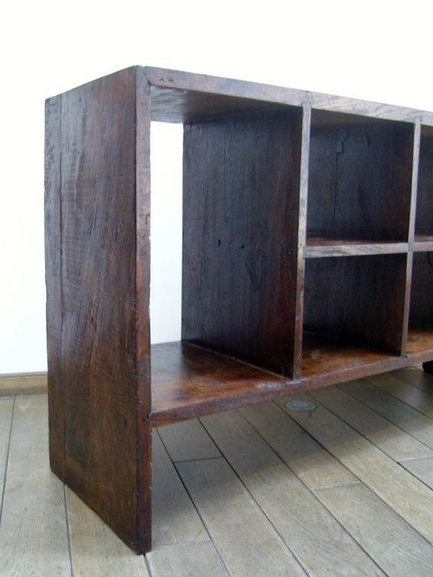 Bookshelves, Collectif Pierre Jeanneret