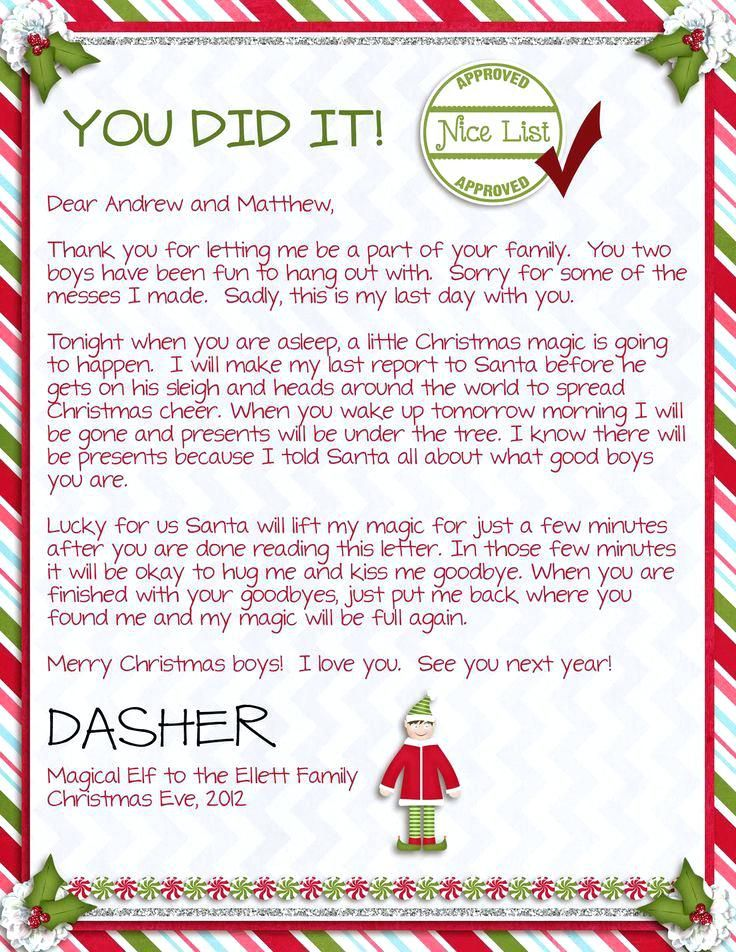 elf on the shelf letter template best elf on a shelf images on pixies and with elf free printable elf on the shelf arrival letter template elf on