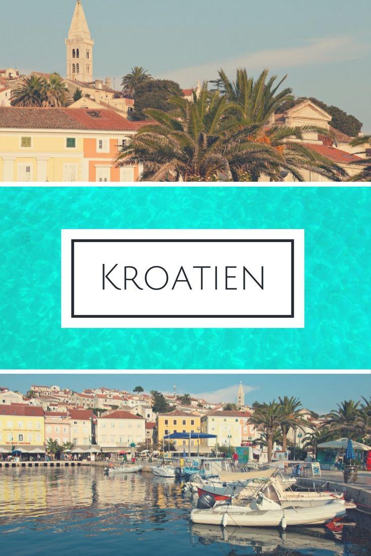Kroatien: Inseln & blaues Meer in der Kvarner Bucht. Artikel im Reiseblog: Lange schlafen, gut essen, jeden Tag eine andere Insel besuchen und im Meer baden – so sah mein sehr entspannter Tagesablauf auf der einwöchigen Kroatien Kreuzfahrt aus. Auf der Motoryacht Vita (max. 38 Passagiere) fuhr ich durch die Kvarner Bucht. Ich erzähle dir von der Route, den Aktivitäten und Sehenswürdigkeiten.