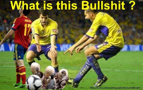 the best soccer memes � what is this bullshit world