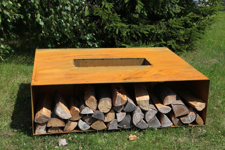 How do you keep wood?