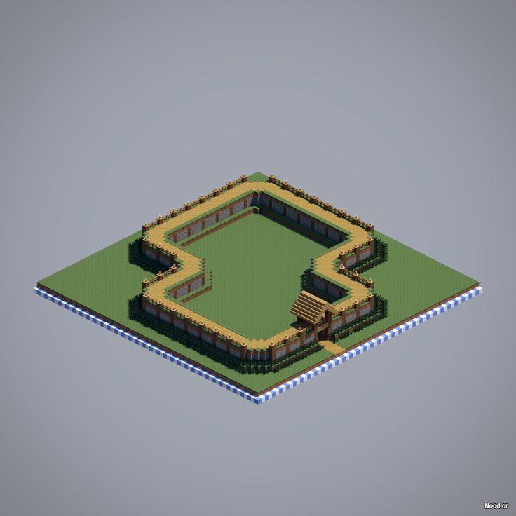 The 25 Best Minecraft Castle Walls Ideas On Pinterest