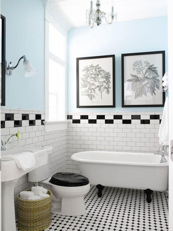9 недорогих идей, как улучшить ванную комнату без ремонта
