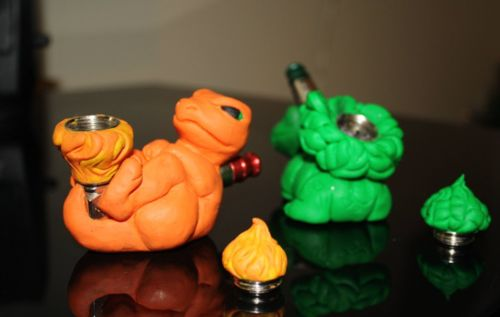 What? Really? Pokemon pipes...okay..