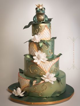 Exotic Wedding cakes and Specialty cakes in New York : Sugar Couture Specialty Cakes