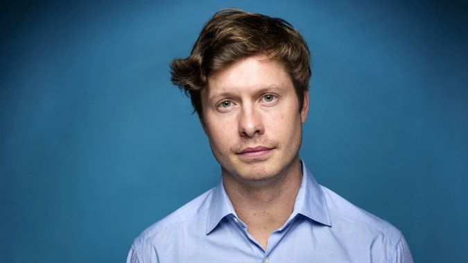 Anders Holm - @jhamorris I still believe one day you will see the high level of attractiveness. He's tall and skinny, not Canadian, funny, and age appropriate!