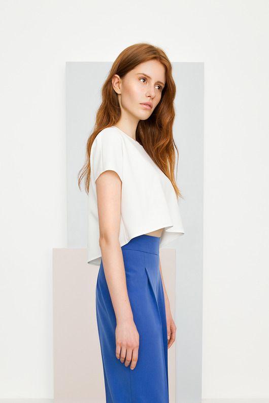 Bluza crop top