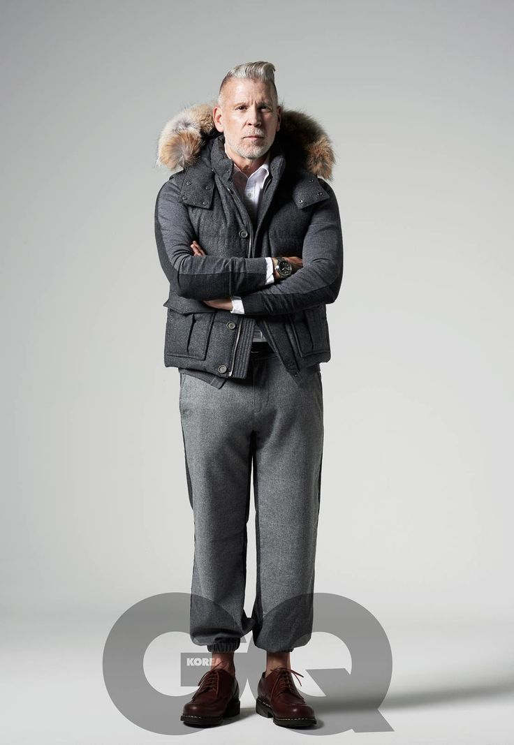 Nick Wooster × Il Corso