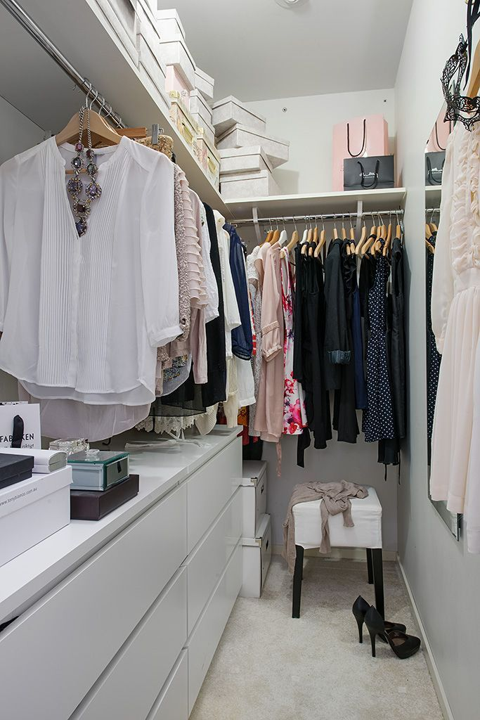 Exceptional Organize Small Walk In Closet Ideas Images U2013 Small Room Decorating Ideas Part 6