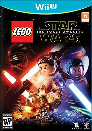LEGO Star Wars: The Force Awakens – Wii U Standard Edition  http://gamegearbuzz.com/lego-star-wars-the-force-awakens-wii-u-standard-edition/