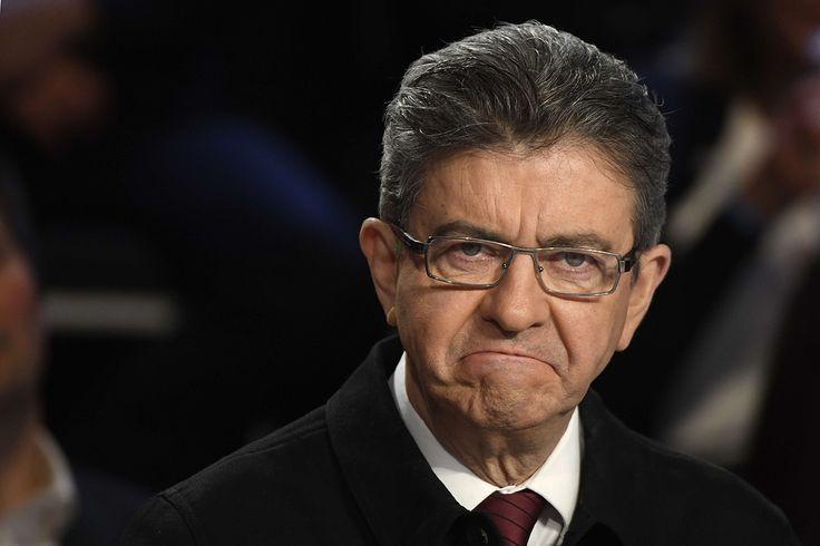 Sondage : Mélenchon fait un bond de popularité de 14 points et caracole loin devant les autres candidats à la présidentielle