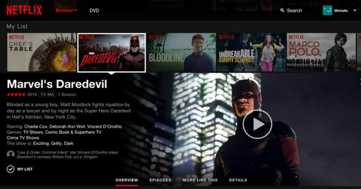 Netflix Will Launch Website Redesign June 2015 -- Netflix will get rid of the slow carousel selections when it introduces its brand new website next month. -- http://movieweb.com/netflix-website-redesign-2015/