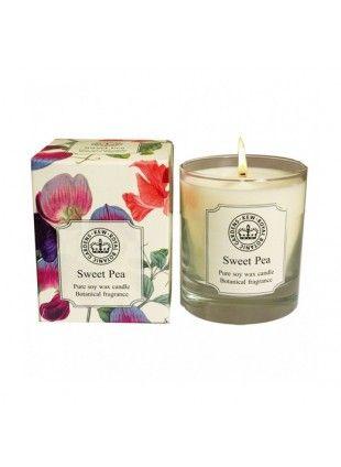 Kew Sweet Pea Candle