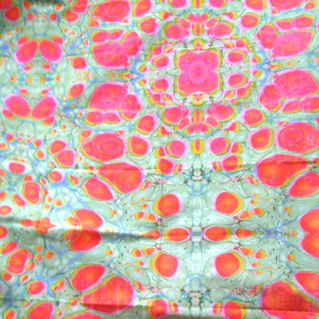 Bacteria fabric made on spoonflower #fabric #scales #pattern #sewing #mirrorpattern #spoonflower #grunge #boho