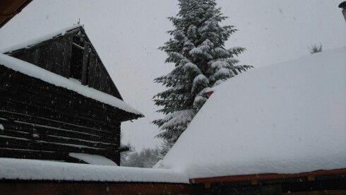 Zima na slovenských kopaniciach ❄❄❄