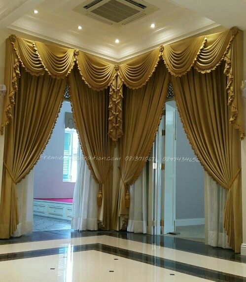 rooms life for it to with curtain floral golden give will comes at designs latest room european drawing look your design is style color articles top this styles a royal