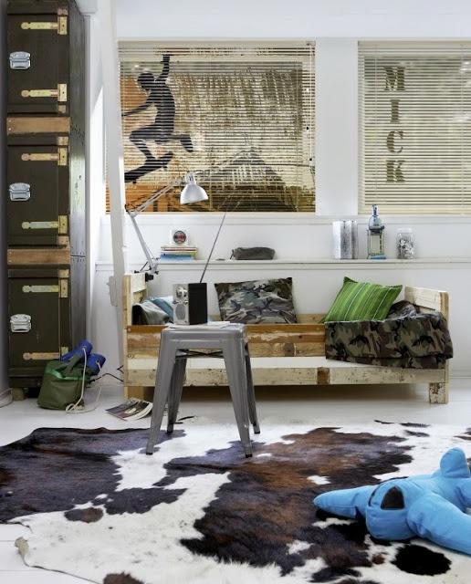 17 best images about decoraci n de dormitorios juveniles on pinterest - Deco tiener slaapkamer jongen ...