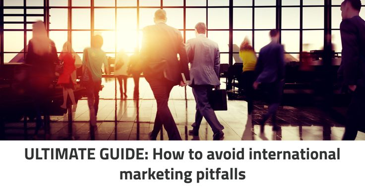 8 pitfalls of International Marketing and how to avoid them.  Read the whole insight at http://duffy.agency/insight/pitfalls-of-international-marketing/