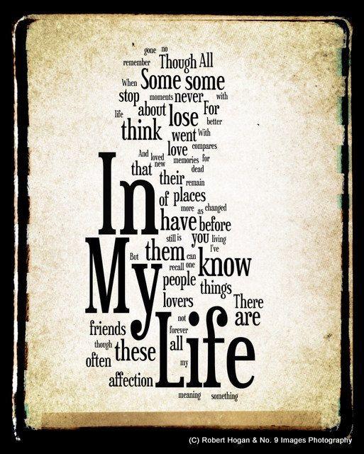 Famous Beatle Quotes: 134 Best Beatles Lyrics Images On Pinterest
