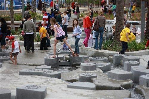 Coolest playground in Sydney - Darling Quarter