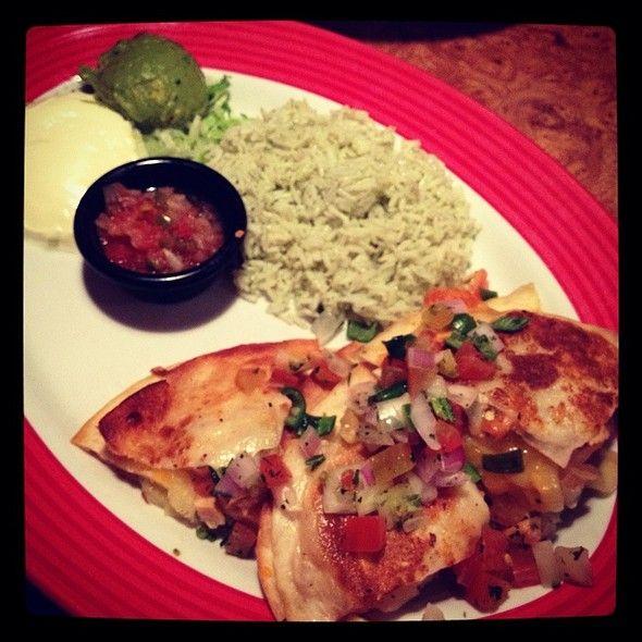 TGI Friday's Restaurant Copycat Recipes: Quesadillas ...