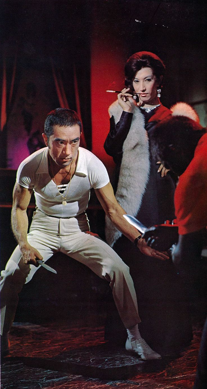 bullesdejapon: the Black Lizard (Kinji Fukasaku - 1968)