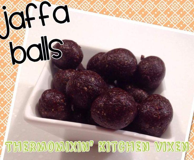 Recipe JAFFA BALLS by Thermomixin' Kitchen Vixen - Recipe of category Desserts & sweets