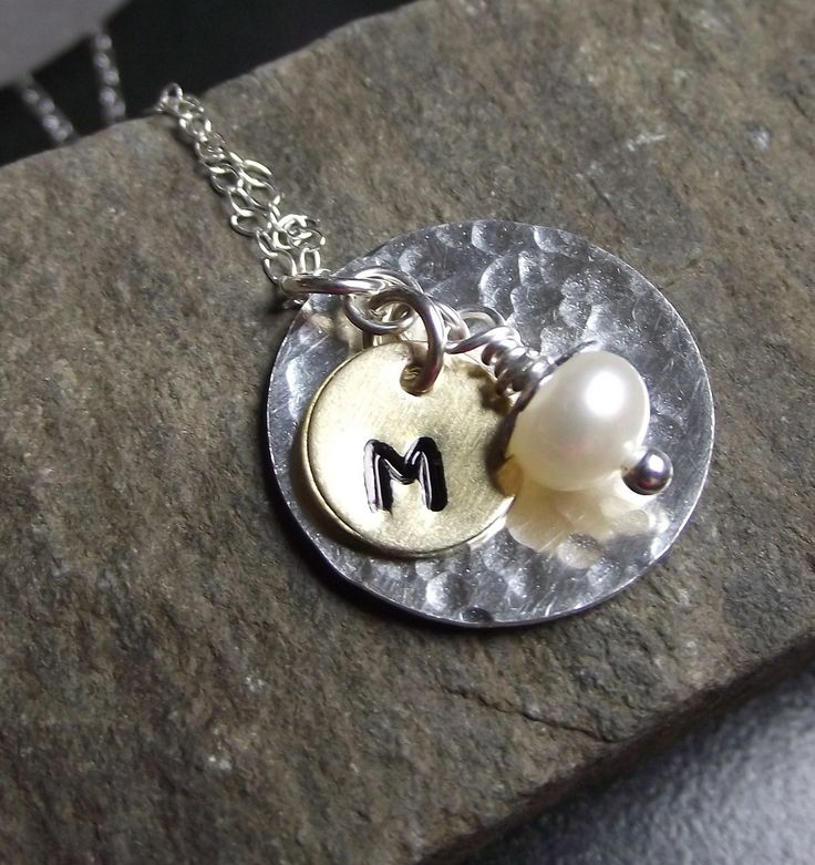 Best 25 hand stamped jewelry ideas on pinterest stamped for What metal is best for jewelry