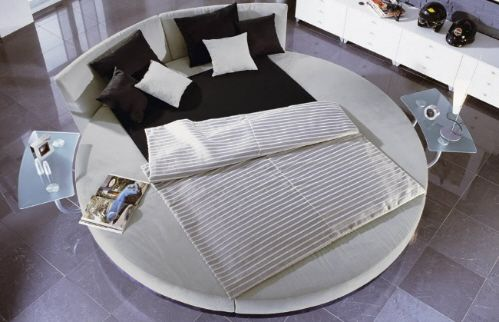 bedroom Bedroom furniture sets: Round Beds, Dreams Houses, Decor Ideas, Circles Beds, Dreams Beds, Awesome Beds, Beds Design, Circular Beds, Bedrooms Furniture Sets