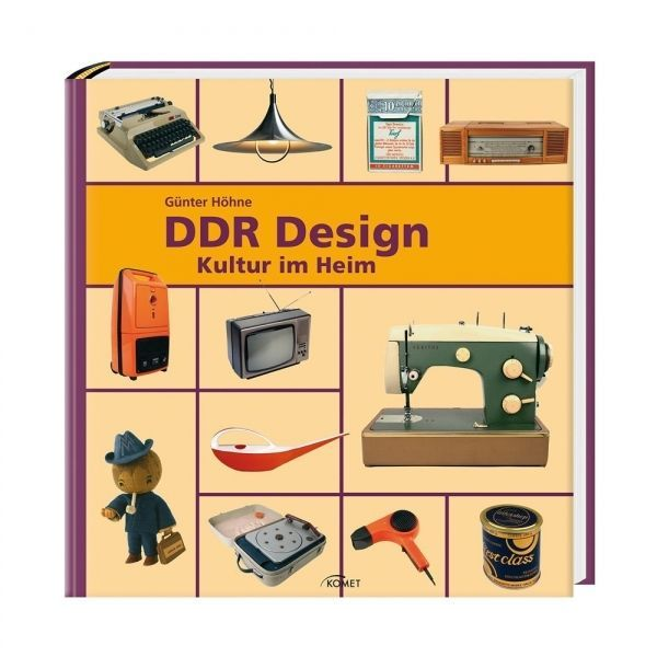 DDR-Design - Kultur im Heim Wartburg, Werra, Veritas gebunden