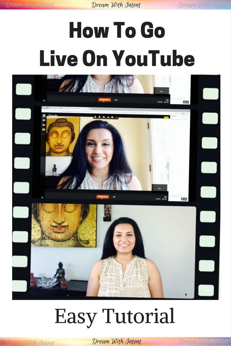 "Part 2 to ""Get Out of Your Comfort Zone and First Youtube Live Video:  Going live on YouTube is much easier than you think.  It's a great platform to interact with your audience.  You don't need OBS or a complicated software.  All you need a few minutes to check out this tutorial so you can start live streaming right away!"