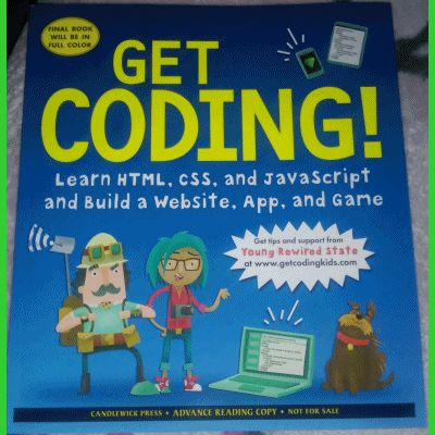 Get #Coding ! #Learn #HTML #CSS and #JavaScript and #Build a #Website  #App and #Game at http://amzn.to/2ovO5KB @CandlewickPressBooks @candlewickpress @candlewick