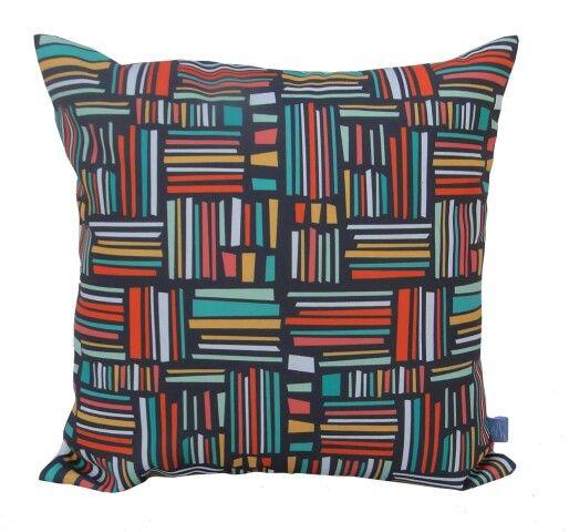 beautifully printed geomatrical pattern for perfecg homr decor. #printed #cushions #geomatric #love #fun #aatachi #made in India