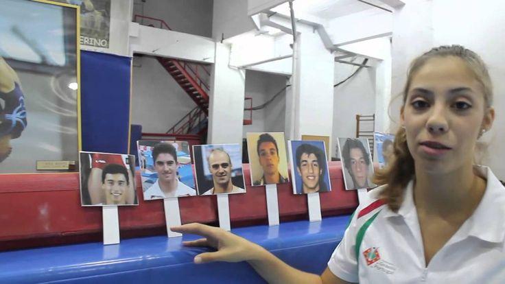 Seleção Nacional de Ginástica de Trampolins