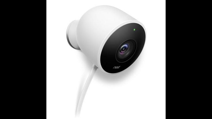 Nest Cam Outdoor Security Camera Review