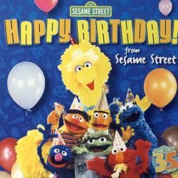 Sesame Street Happy Birthday! Album - download songs free with library card