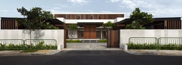 Enclosed Open House by Wallflower Architecture   Design (1)