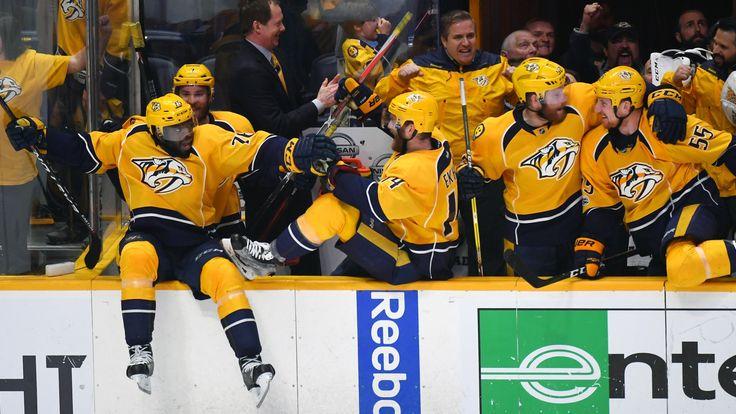 "Nashville NBC affiliate said Predators advanced to ""Stanley Cup Finals."" They didn't. | Yardbarker.com"