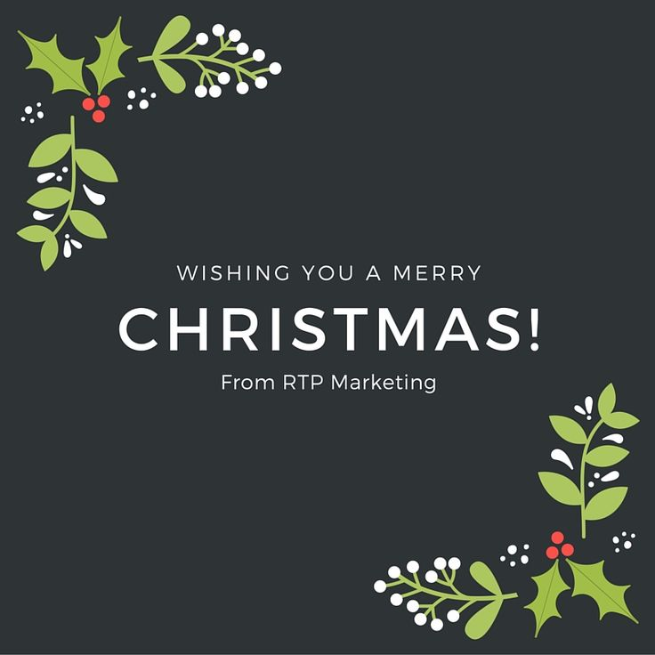 Wishing you and yours a Merry Christmas!