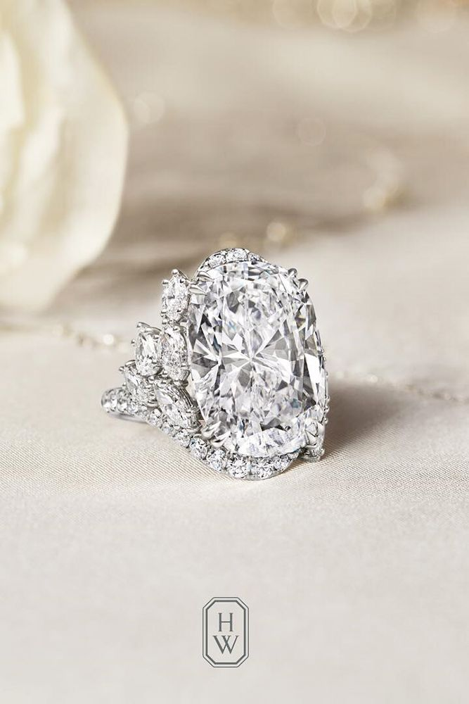 Souvent 25+ cute Harry winston engagement rings ideas on Pinterest  BX42