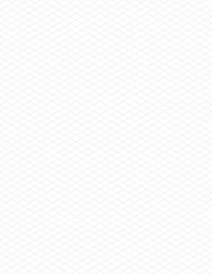 Best 25+ Isometric grid ideas on Pinterest Alphabet city - isometric graph paper