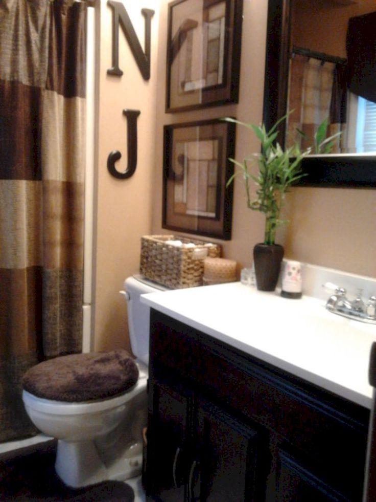 60 Cozy Bathroom Ideas for Small Apartment
